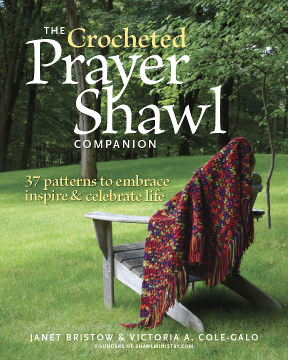 Mary Maxim - Free Prayer Shawl Crochet Pattern