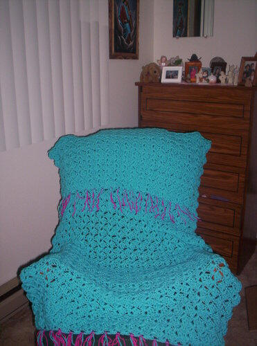Prayer Shawl Ministry - Crochet Patterns - Cross Stitch