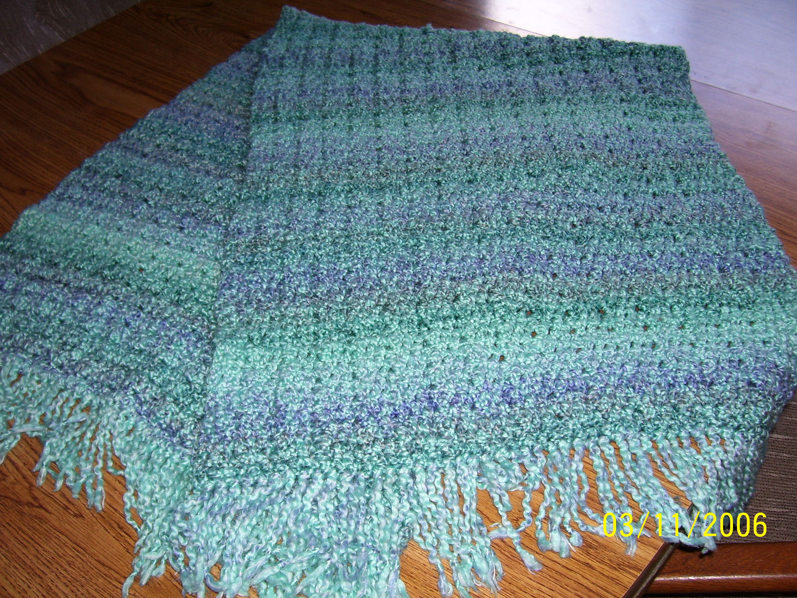 My Prayer Shawl
